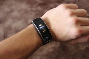 Samsung Gear Fit notifikace 2