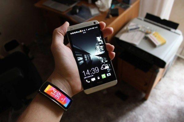 Samsung Gear Fit recenze - %22neSamsung%22