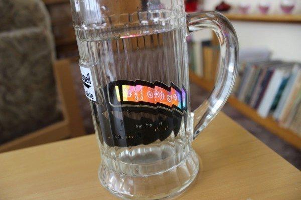 Samsung Gear Fit recenze 4 - voděodolnost