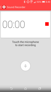Sound Recorder 1