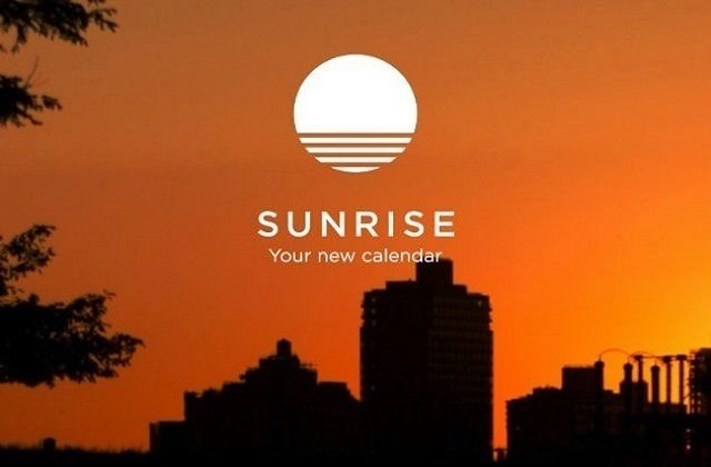 sunrise main