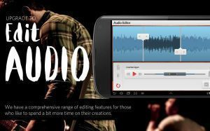 Editace zvuku