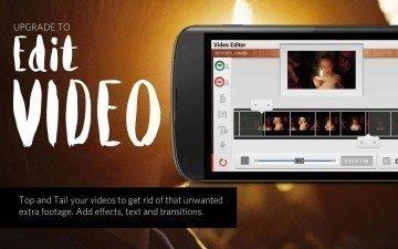 Editace videa
