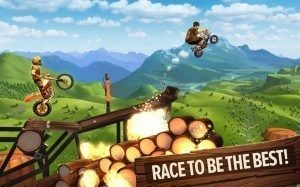 Trials Frontier 1 android hry