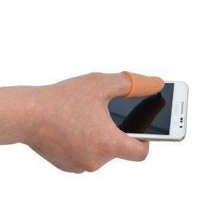 umělý palec 4
