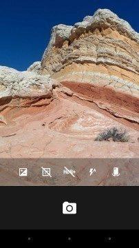 Aplikace Fotoaparát Google