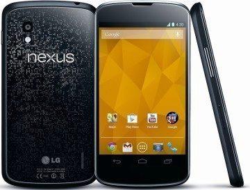 Také majitelé telefonu Nexus 4 hlásí řadu potíží