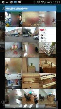 My Profile: obrázky v albu