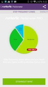 Frekvenční zóny (jen ve verzi Pro)