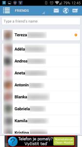 Seznam přátel
