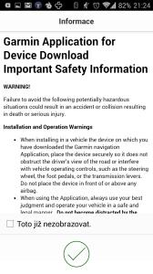 Bezpečnostní informace