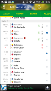 ms ve fotbale 2014 - SofaScore