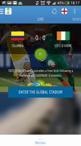 ms ve fotbale 2014 - FIFA