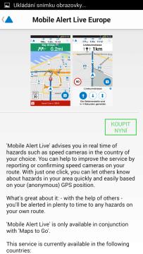 Mobile Alert Live