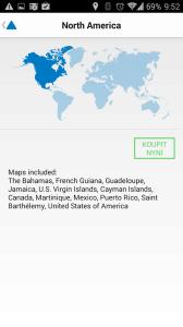 Maps to Go - mapové podklady