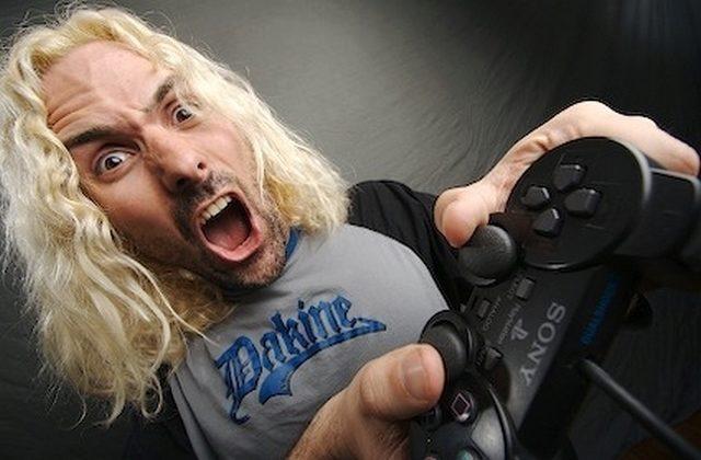 a true gamer