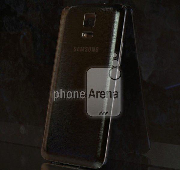 Údajný snímek telefonu Samsung Galaxy F (Galaxy S5 Prime)