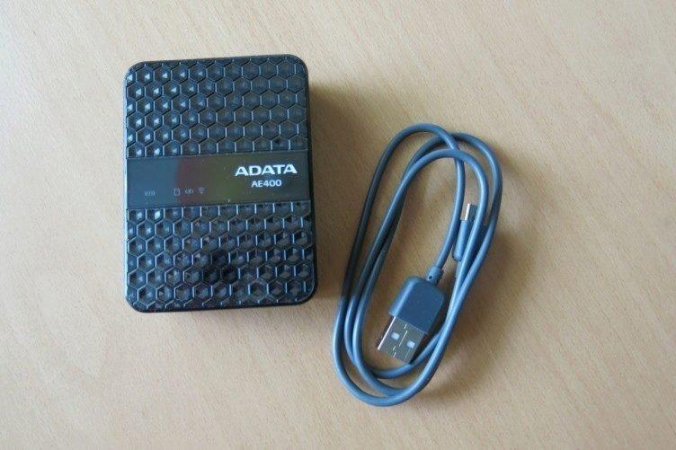 ADATA DashDrive Air AE400 - balení