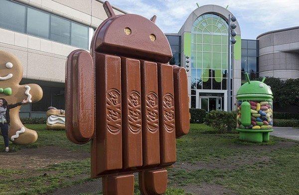 Podíl verzí OS Android za květen 2014