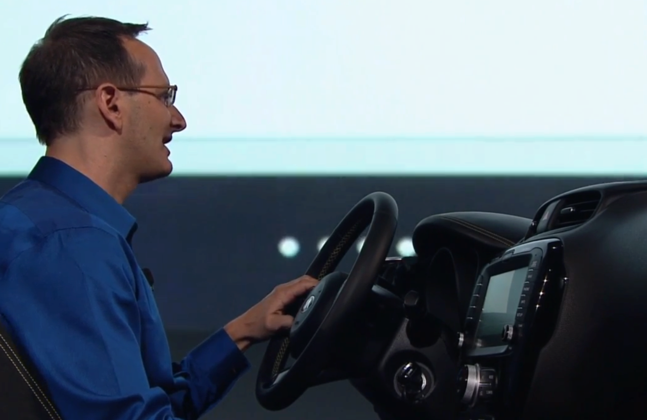 Android Auto řidič