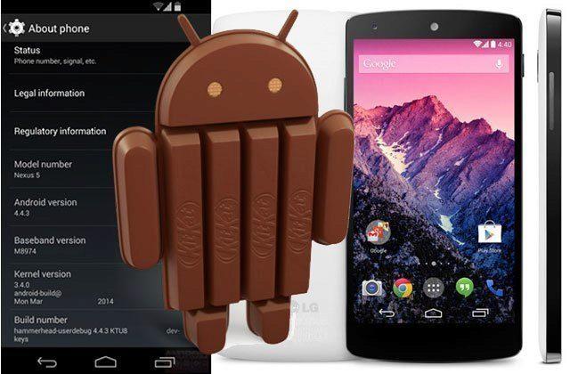 Čeští uživatelé hlásí dostupnost aktualizace na Android 4.4.3