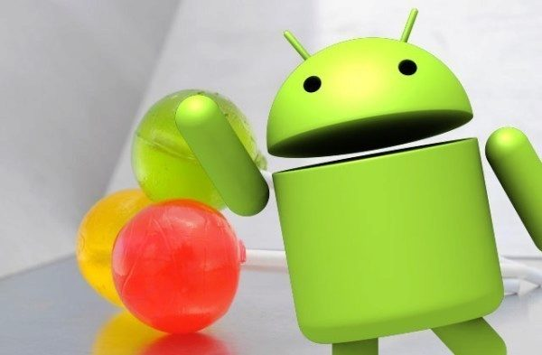 Android 4.5/5.0 Lollipop