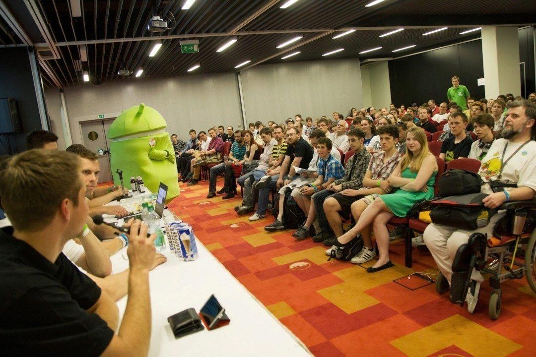 AndroidRoadshow praha