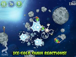angry birds space 1 android hry