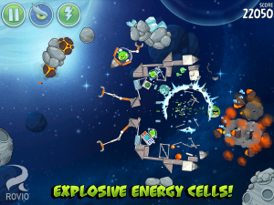 angry birds space 2 android hry