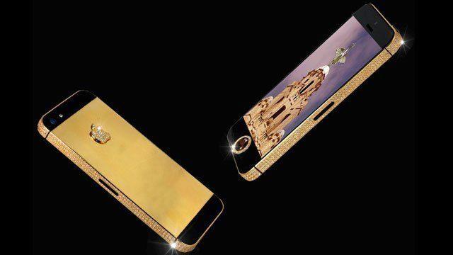Apple iPhone 5 Black Diamond Edition – 16 700 000 dolarů