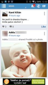 Atrium for Facebook: novinky