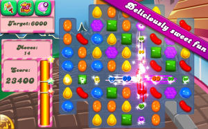 candy crush saga 2 android hry