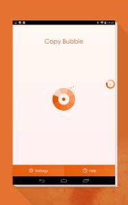Copy Bubble 1