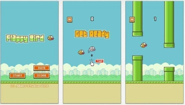 flappy bird 6 android hry