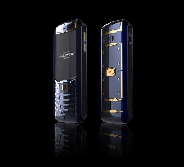 GoldVish Equilibrium collection – 109 500 dolarů