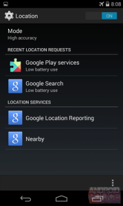 google-nearby
