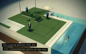 hitman go 1 Android hry
