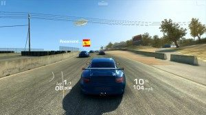 Huawei Ascend P7 recenze - Real Racing 3