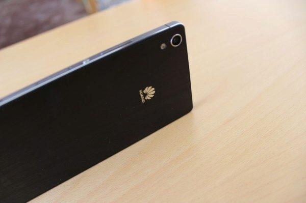 Jak vypadá Huawei Ascend P7 7