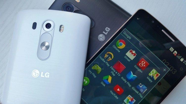 LG G3 první fotky 3 telefon
