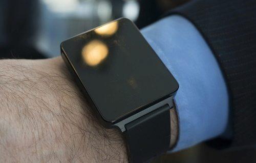 Chytré hodinky LG G Watch