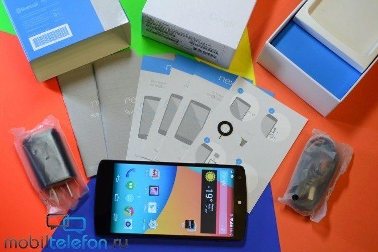 Nexus 5 zaznamenal velký komerční úspěch