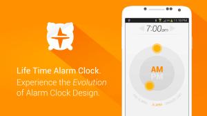 Life Time Alarm Clock 2 android aplikace