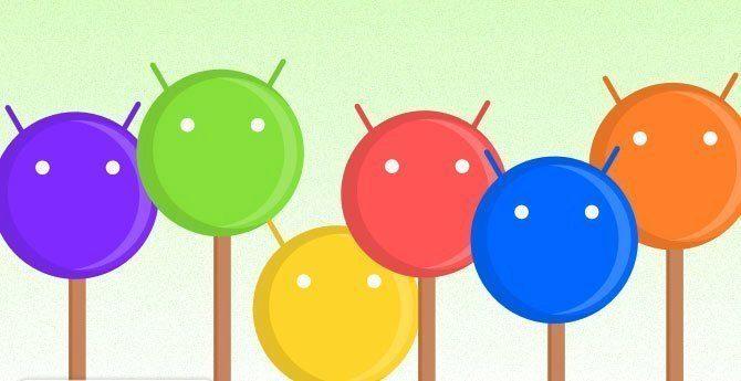 Nová verze Androidu (Lollipop?)