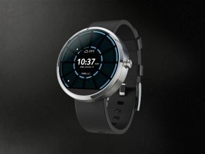 Moto 360 - Design 1 - AM
