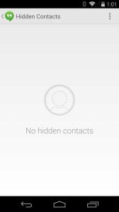 Skryté kontakty