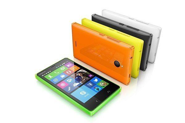 Nokia X2 foto