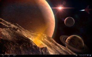 PlanetScape 3D Live Wallpaper 2