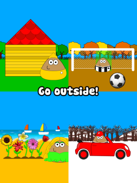 Pou 1 Android hry