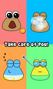 Pou 2 Android hry